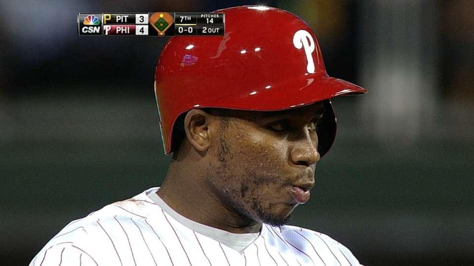 Franco da ventaja a Phillies
