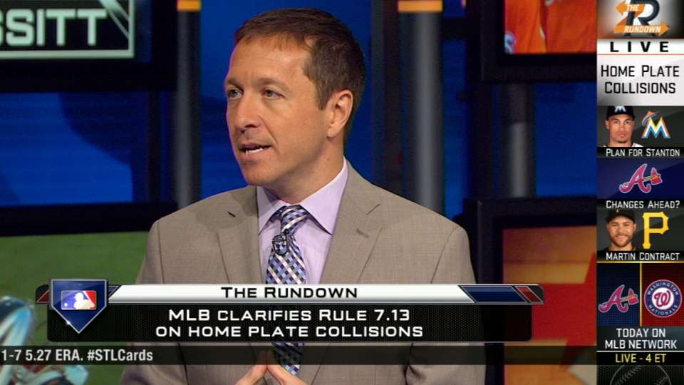 Rosenthal on The Rundown