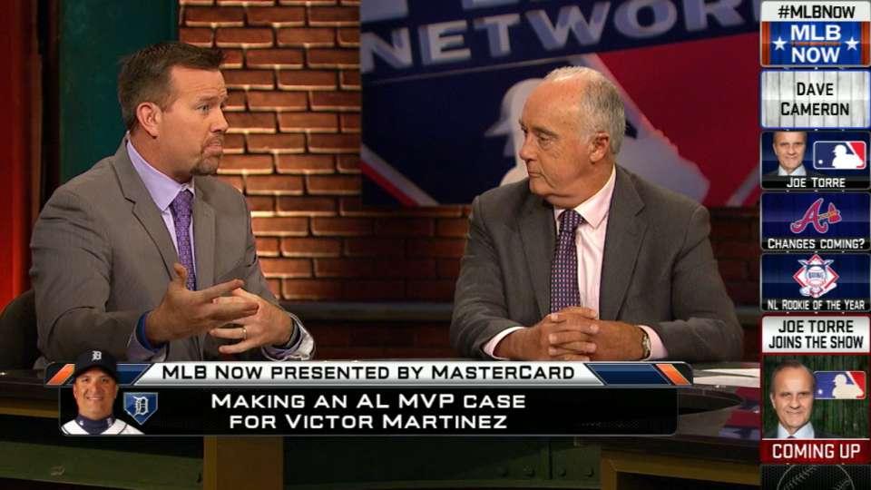 MLB Now talks MVP candidates