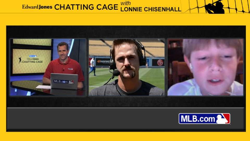 Chatting Cage: Lonnie Chisenhall