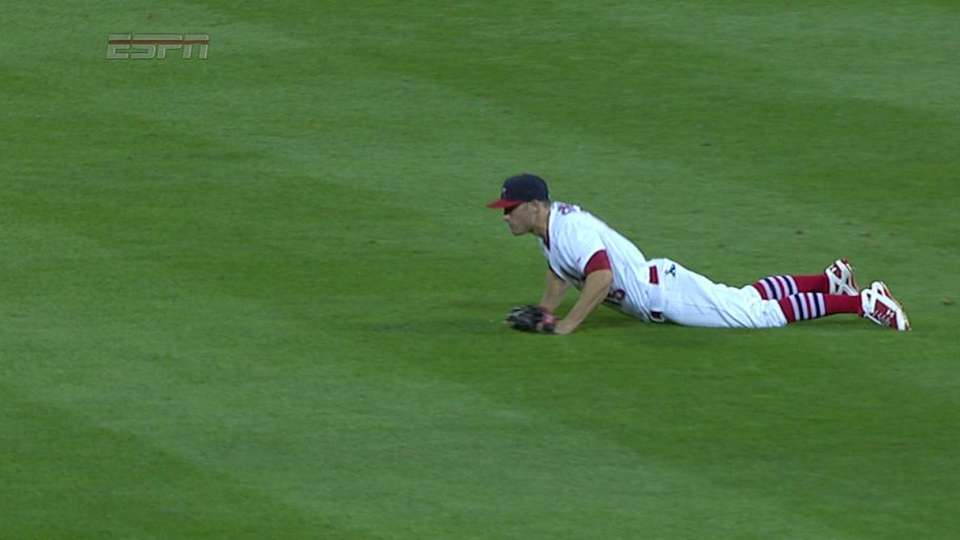 Grichuk's diving catch