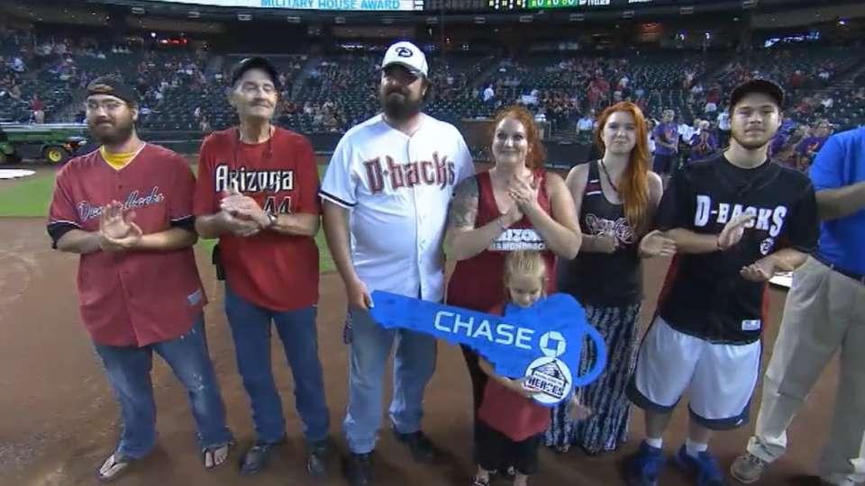 Chase House Award: 7/7/14