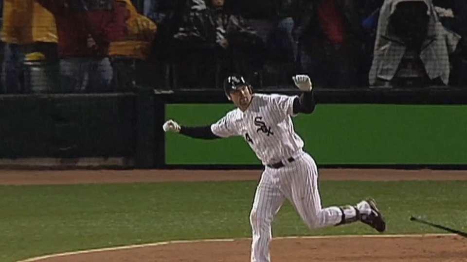 PK thanks White Sox fans
