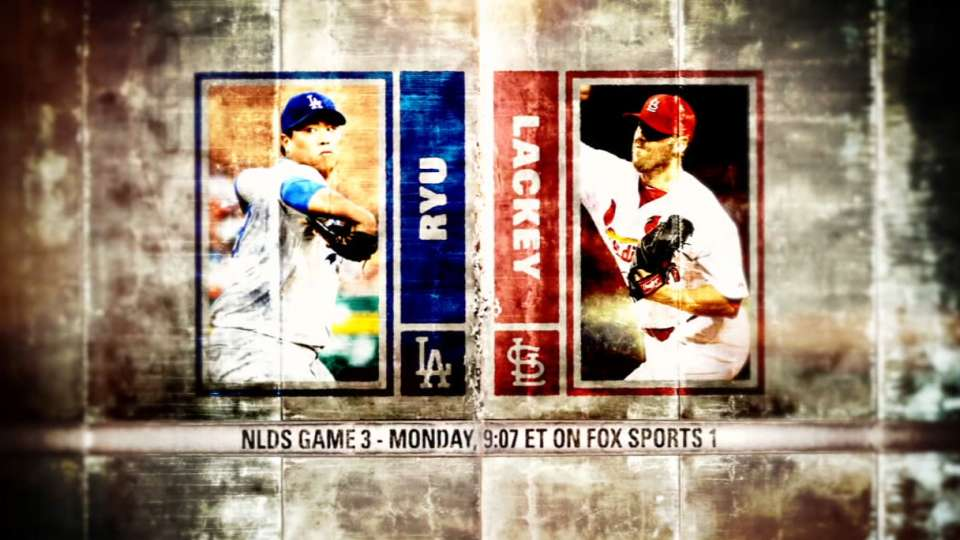 Keys to Dodgers vs. Cardinals