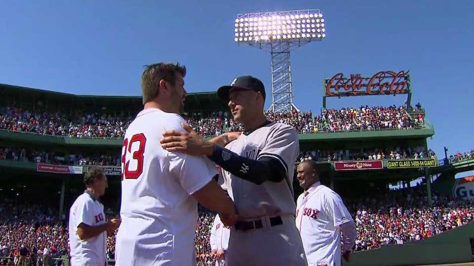 Fenway hosts Jeter's final game