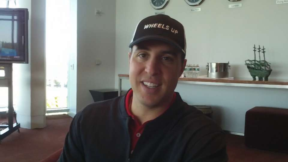 Teixeira on RBI golf tournament