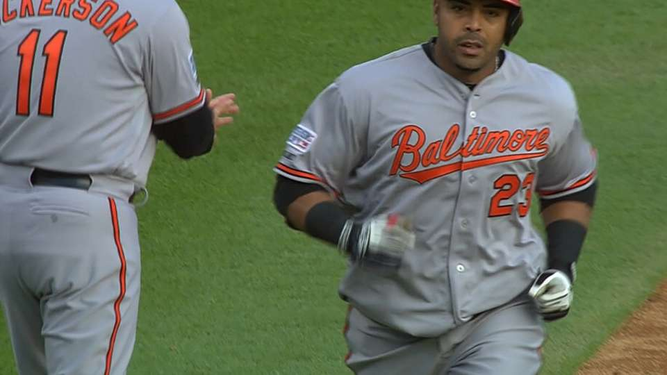Orioles punch ticket to ALCS
