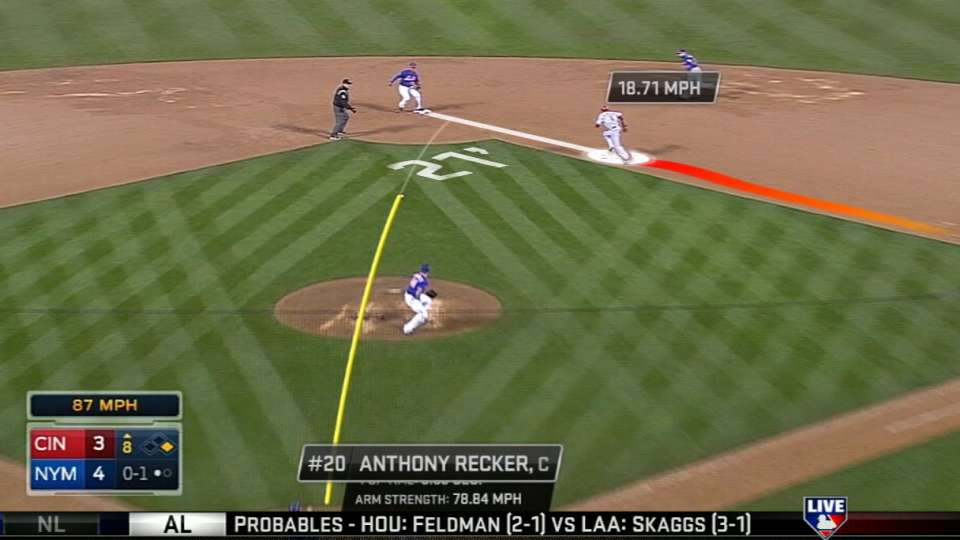MLB Now on player tracking