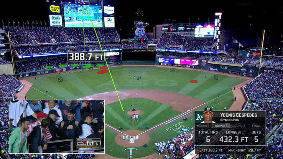 Statcast predicts home runs