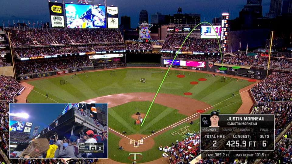 Statcast: First-round exits