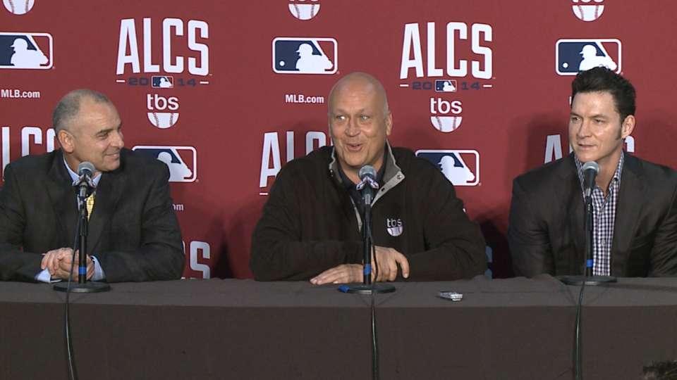 Former Orioles talk playoff run