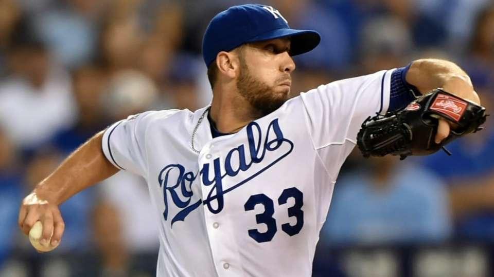 Royals' trade haul for Greinke