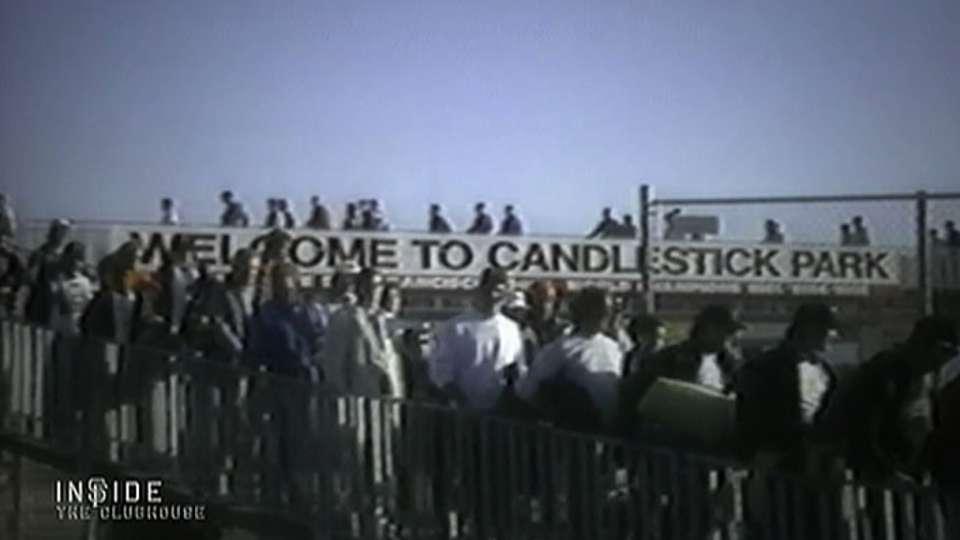 Giants Clubhouse: '89 Earthquake