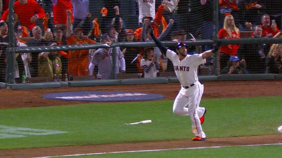 Must C: Morse's clutch home run