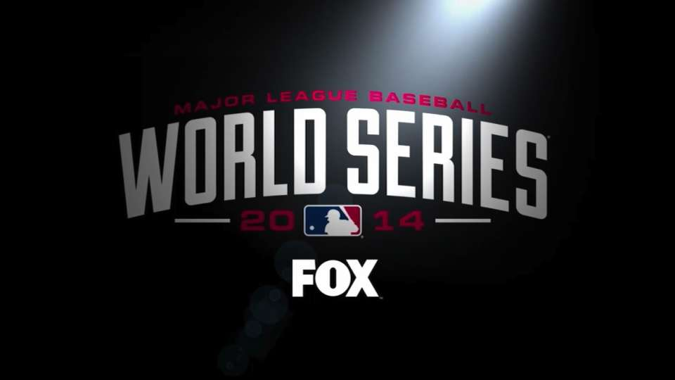 2014 World Series Commercial