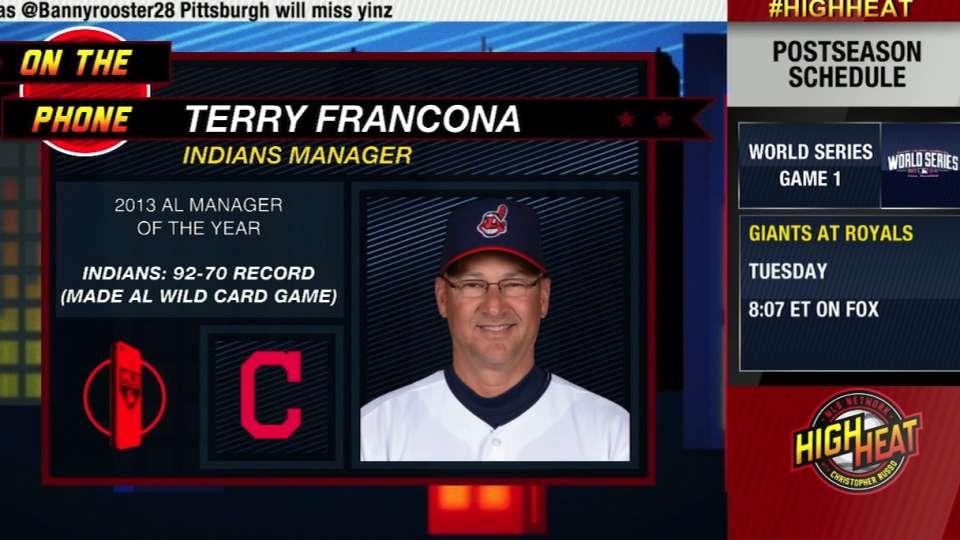 High Heat: Terry Francona