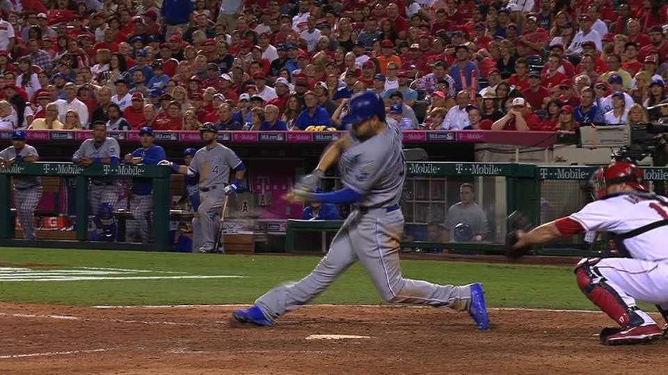 MLB Tonight: Hosmer Demo