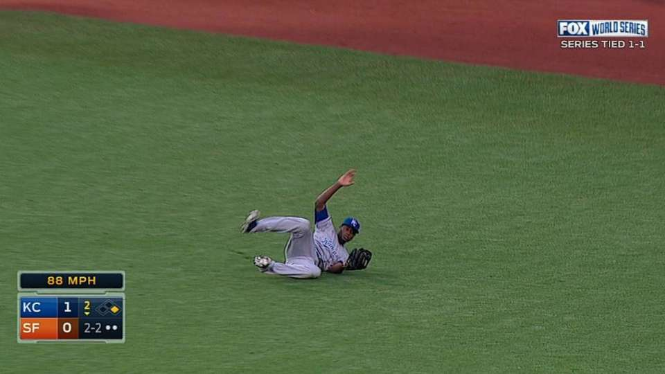 Cain's great catch