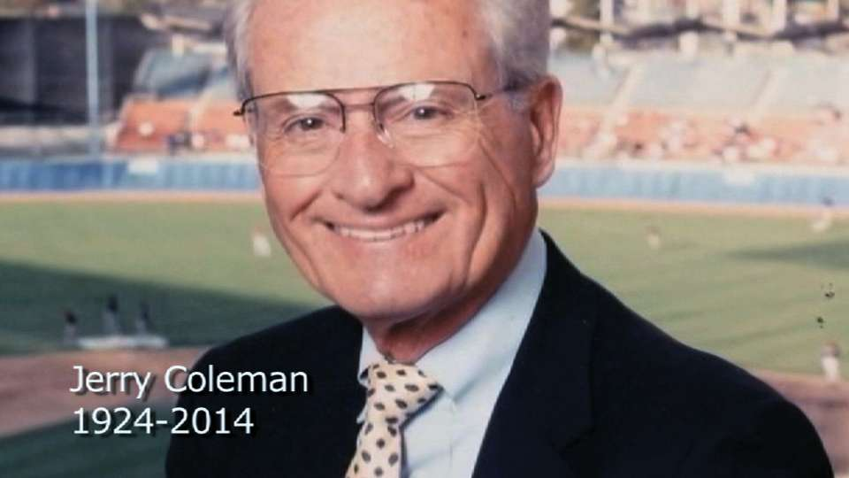 Tribute to Coleman