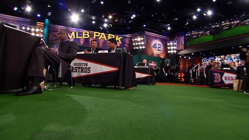 MLB 162: A look at recent Drafts