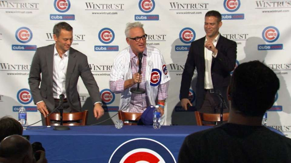 Maddon's generous offer