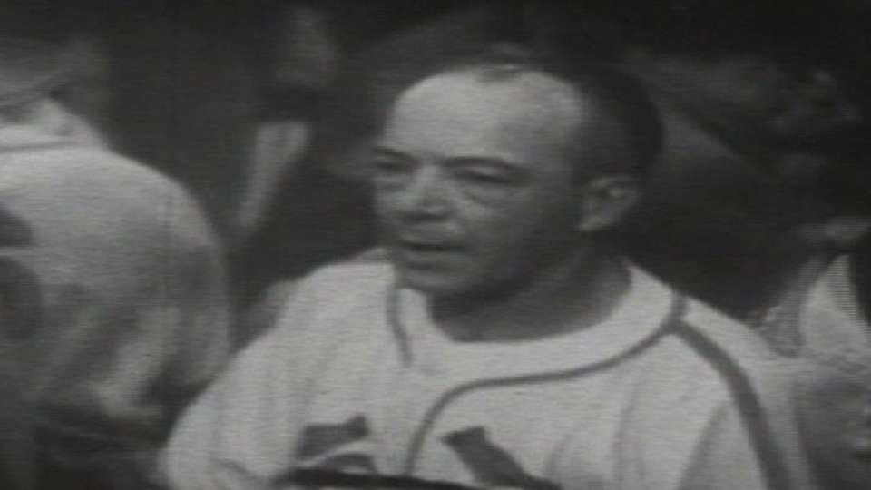 Recalling the 1944 World Series