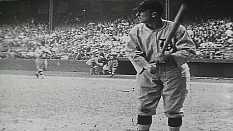 Rare film moments: Ruth, Cobb
