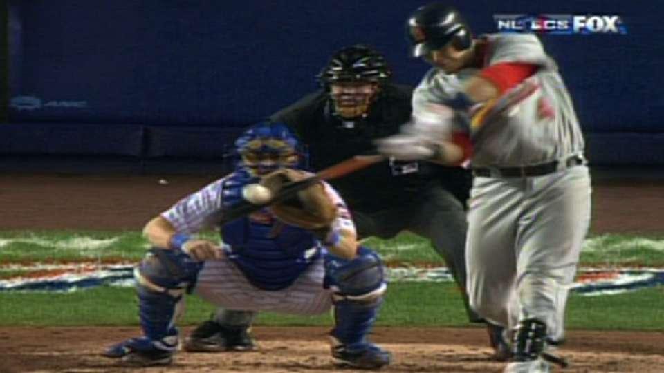 Molina's go-ahead blast