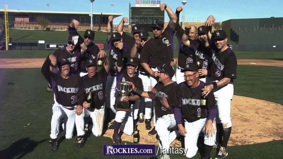 Rockies Fantasy Camp
