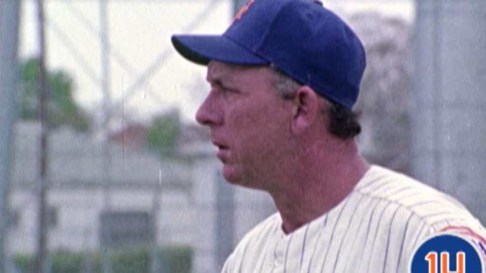 Mets: Gil Hodges, No. 14