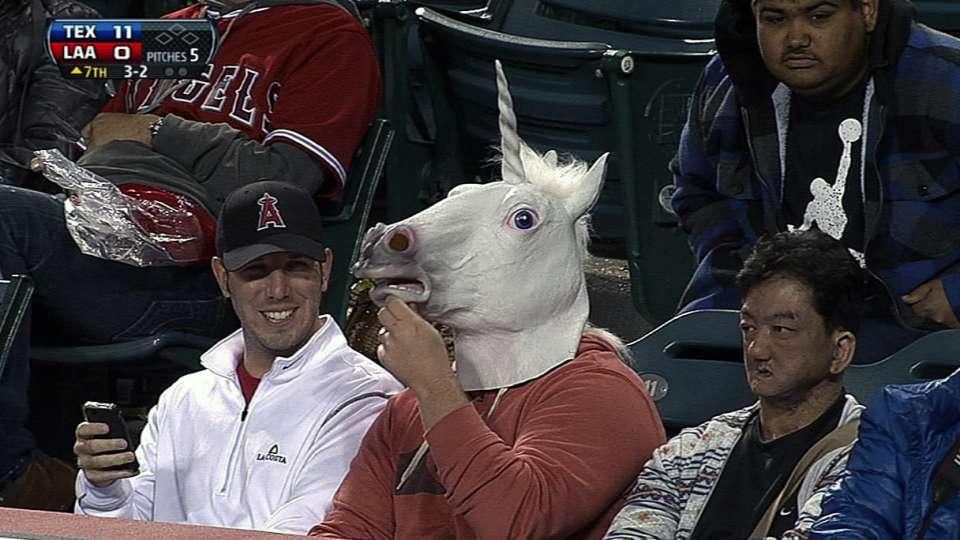 Unicorn in Anaheim