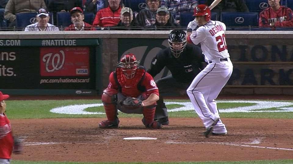 2014 Longest Home Runs: WSH