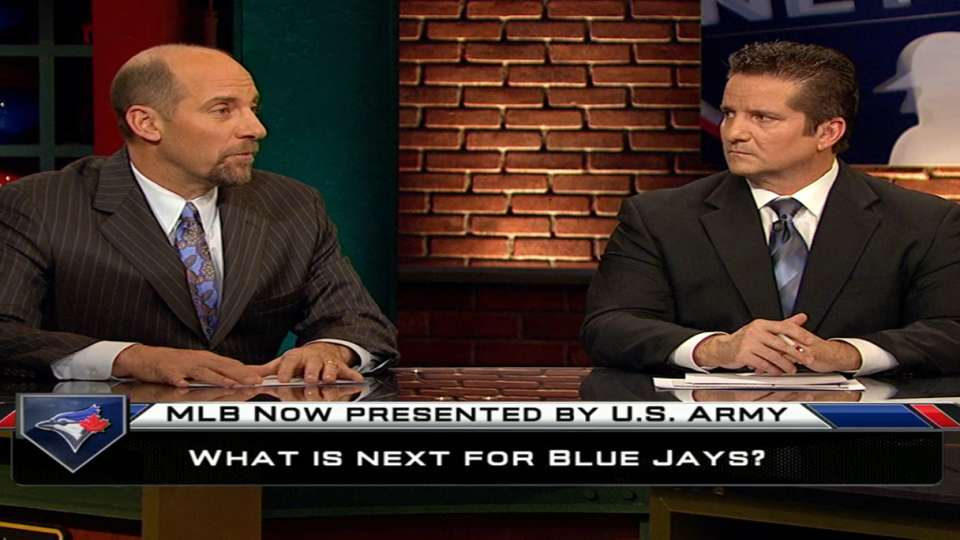 MLB Now on Blue Jays' offseason