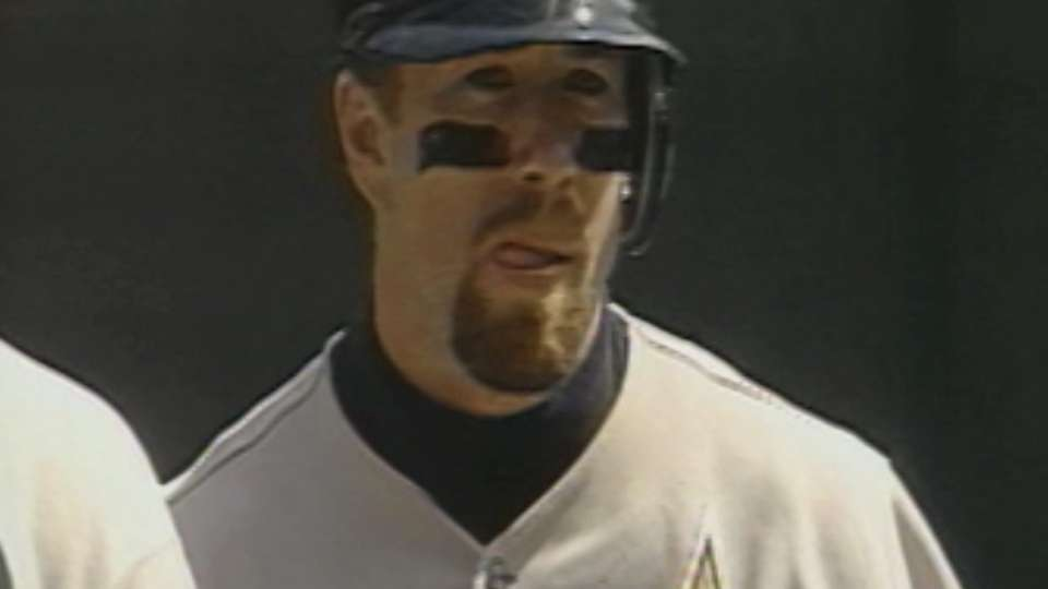 Bagwell's bat feared by pitchers