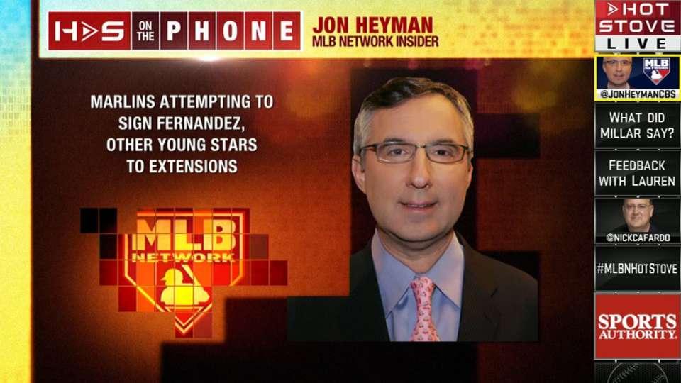 Hot Stove: Heyman