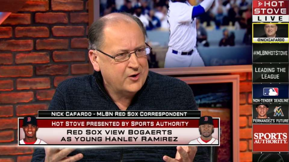 Hot Stove: Cafardo