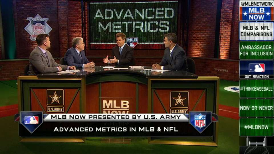 MLB Now: MLB and NFL comparisons
