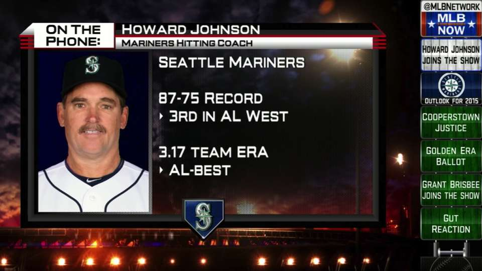 MLB Now: Howard Johnson