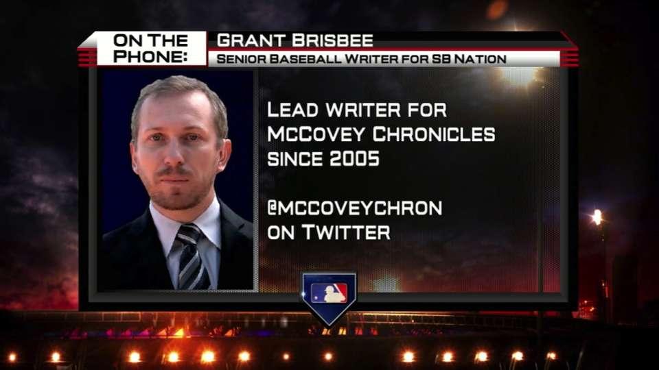 MLB Now: Brisbee on free agency