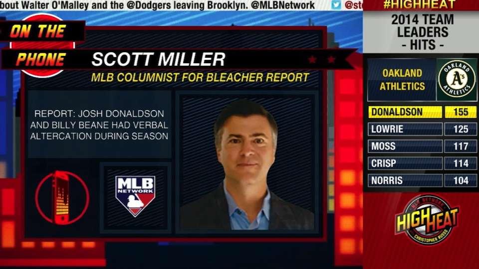 High Heat: Scott Miller