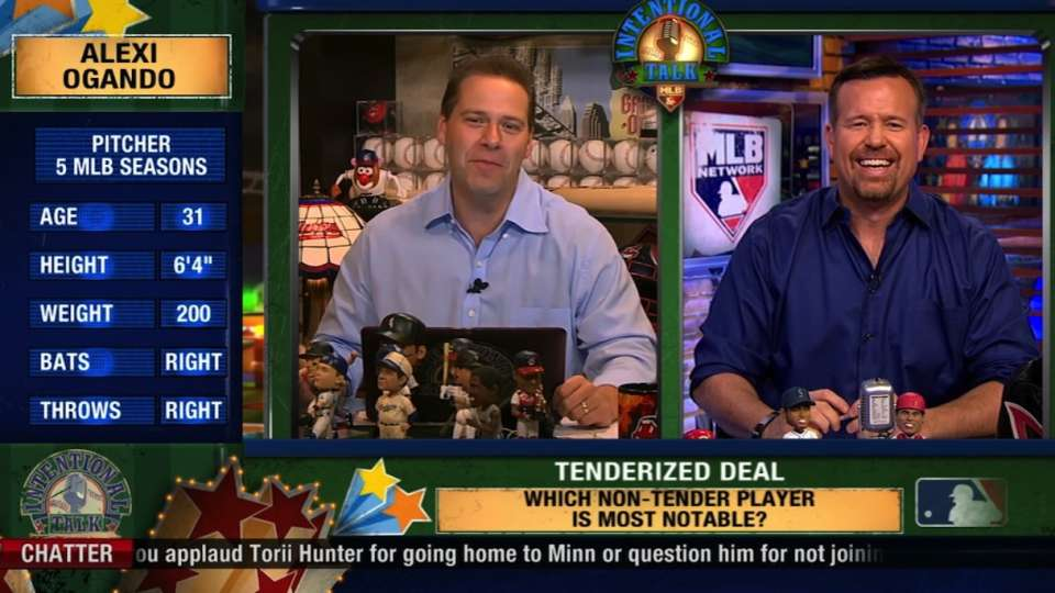 IT: Royals, non-tendered players