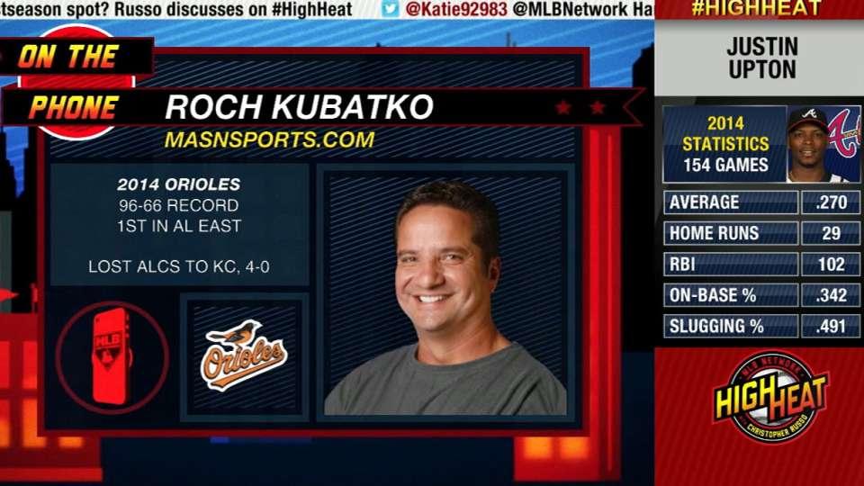 Kubatko talks O's on High Heat