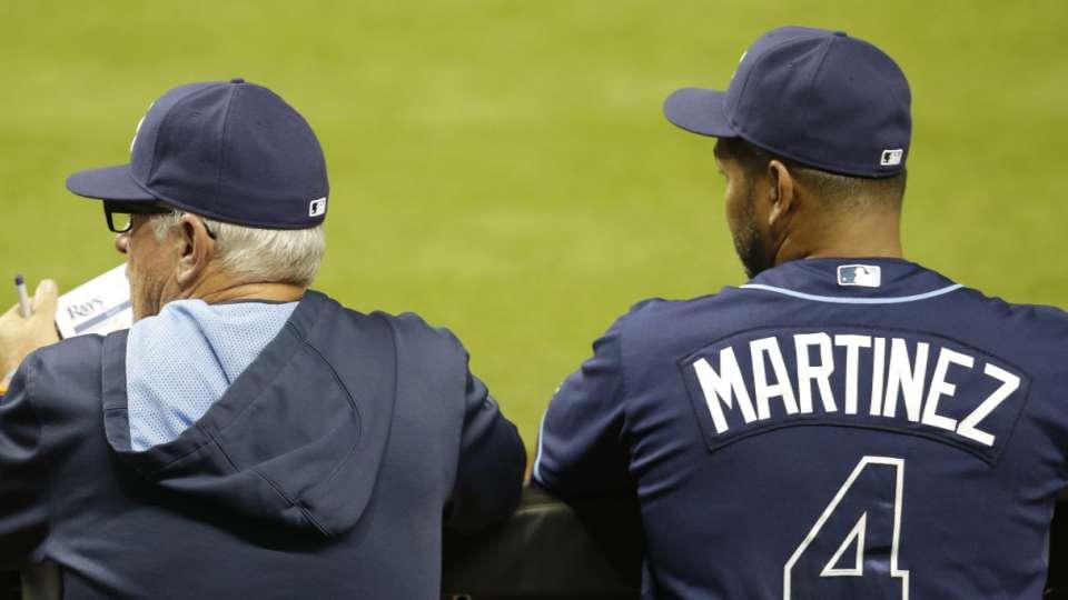 Cubs add Martinez as bench coach