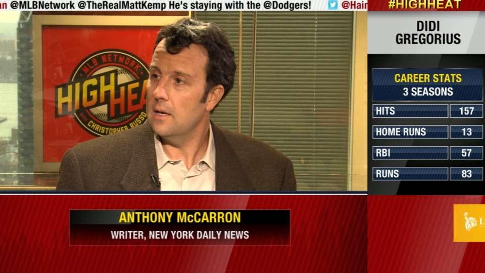 McCarron on Yankees' Offseason