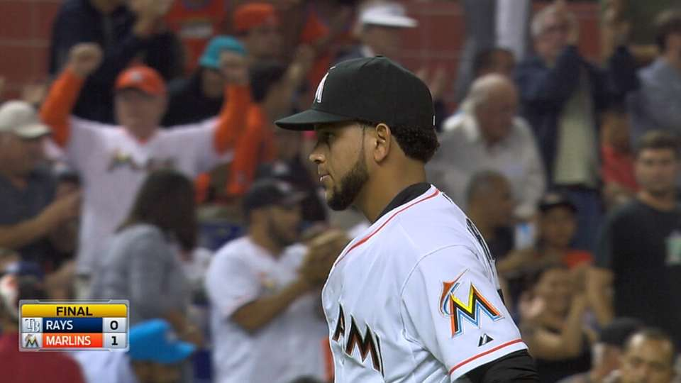Hill on Marlins' strategy for WM