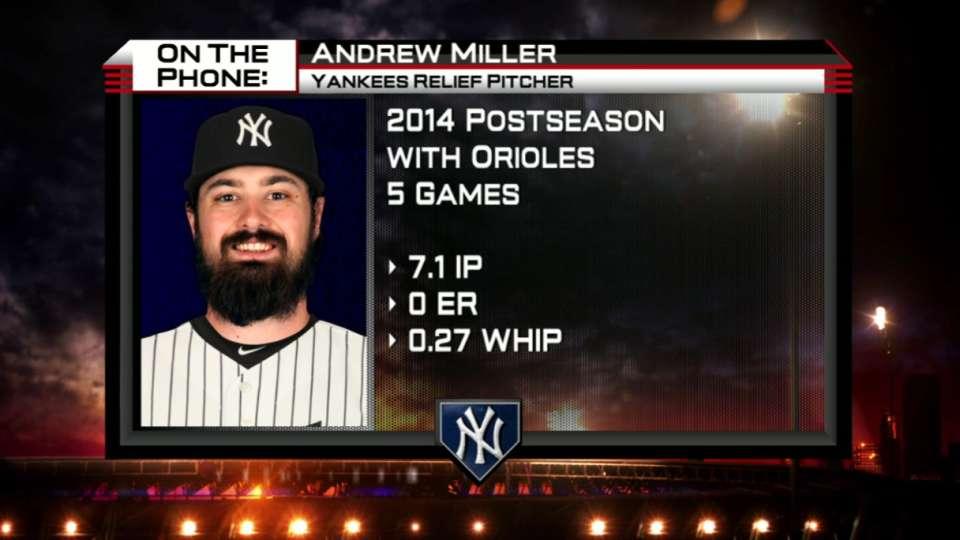 MLB Tonight: Andrew Miller