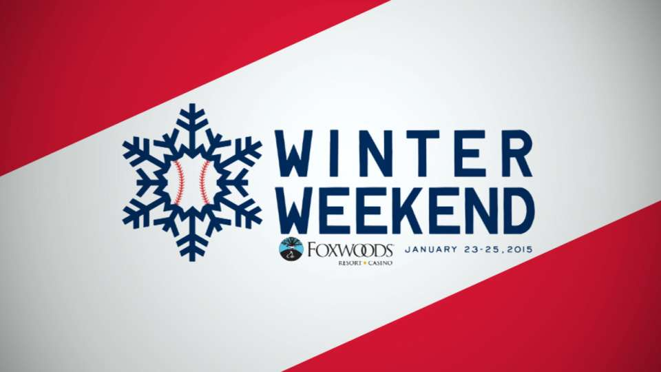 Baseball Winter Weekend