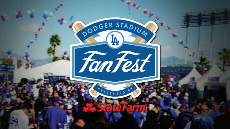 Dodgers Fanfest el 31 de Enero