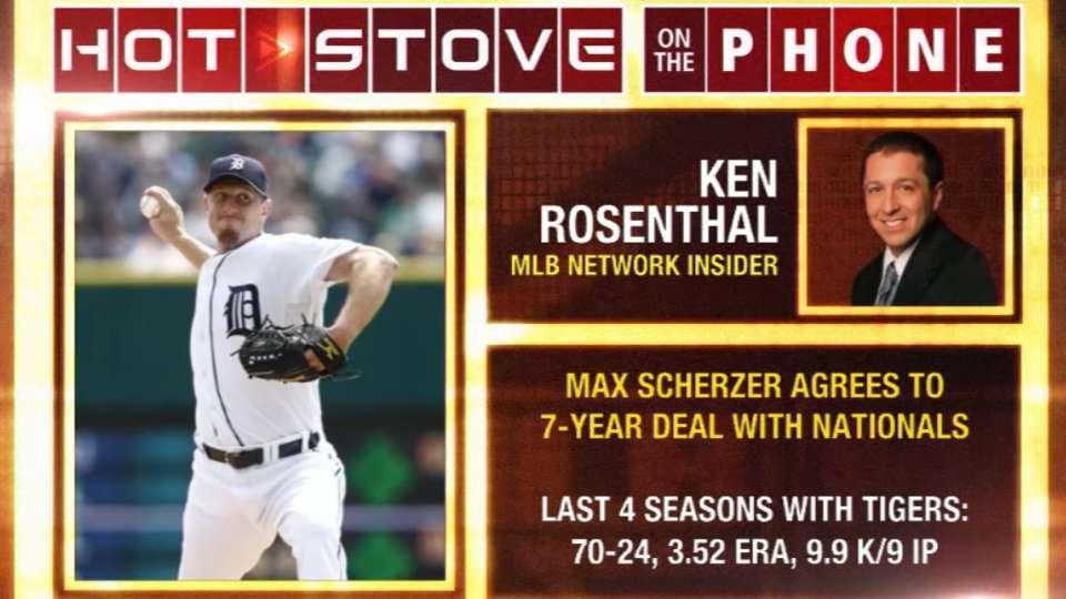 Rosenthal on Scherzer to Nats