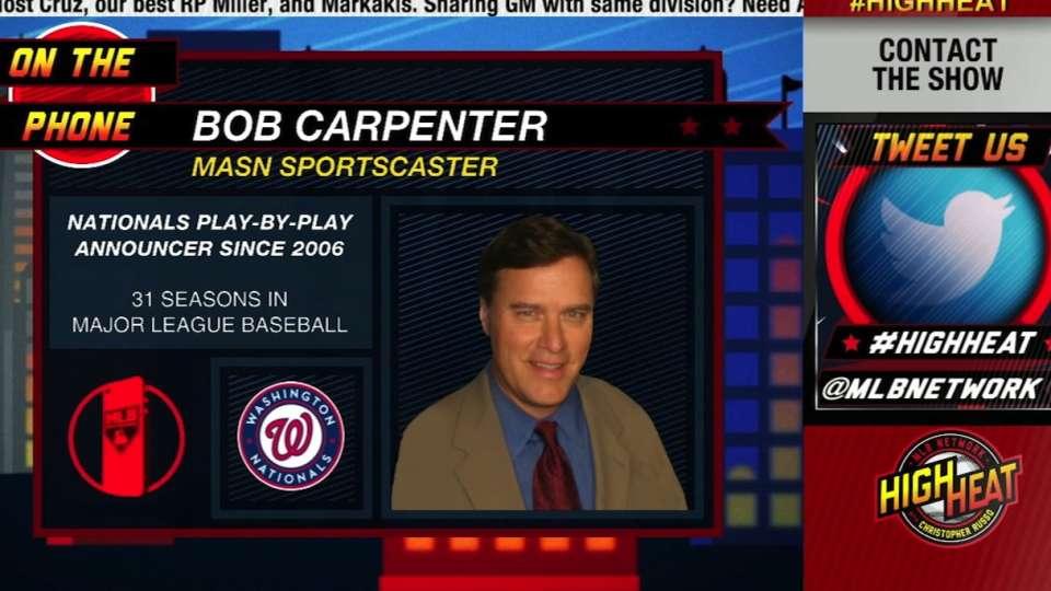 High Heat: Bob Carpenter